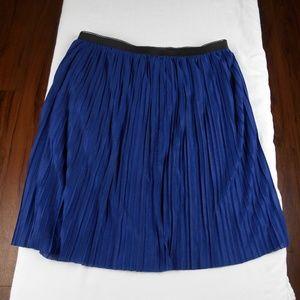 Xhilaration Lined Pleated Skirt